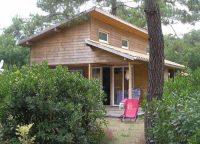 Loc juin-juillet 2019 bungalow tout équipé edf 6 pers.
